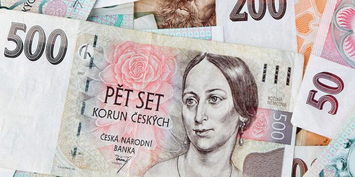 CZECH CROWNS
