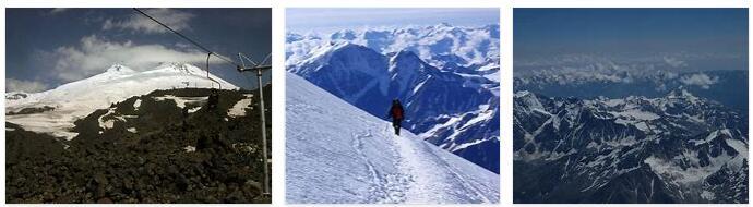 Elbrus – King of the Caucasus Part I