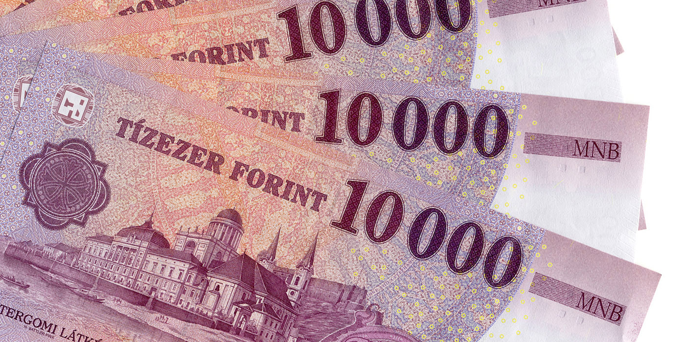How To Convert Euros To Hungarian Forints