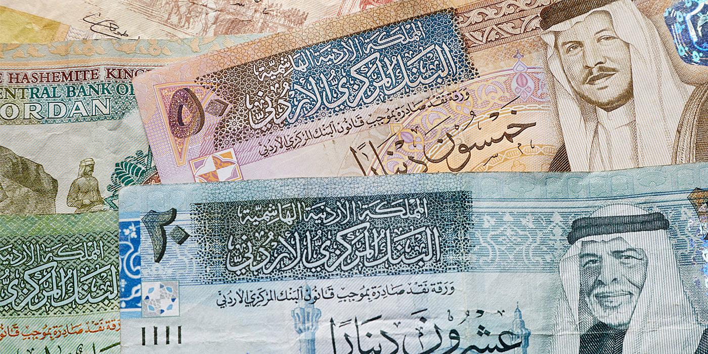 How To Convert Euros To Jordanian Dinar