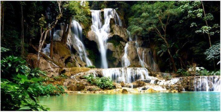 Kuang Sin Falls