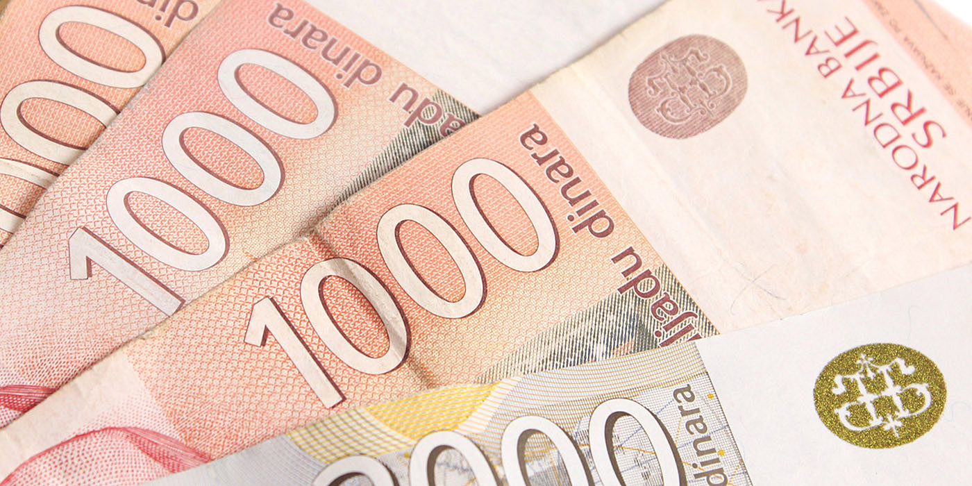 How To Convert Euros To Serbian Dinars