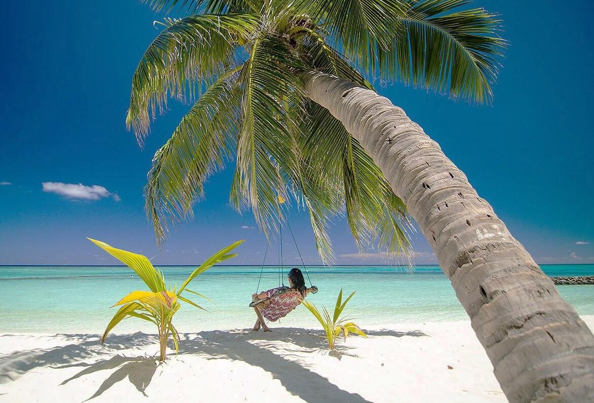Trips to the Maldives