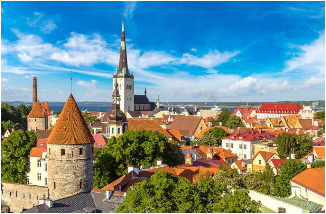 Tallinn's most famous attraction is its Old Town